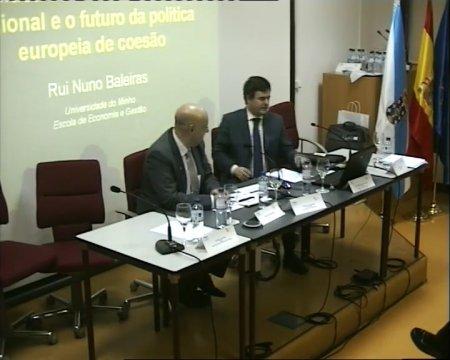 Rui Nuno Baleiras. Professor Associado na Escola de Economia e Gestao da Universidade do Minho.